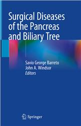 Cover Surgical Diseases of the Pancreas and Biliary Tree