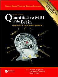 Cover Quantitative MRI of the Brain
