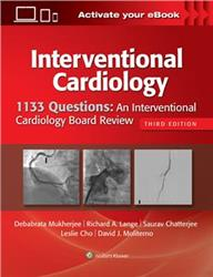Cover 1133 Questions: An Interventional Cardiology Board Review, 3e