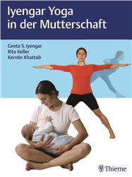 Cover Iyengar Yoga in der Mutterschaft