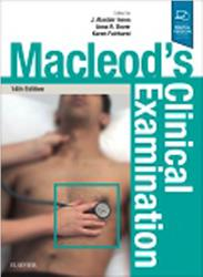 Cover Macleods Clinical Examination