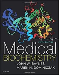 Cover Medical Biochemistry