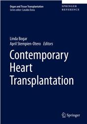 Cover Contemporary Heart Transplantation