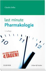 Cover Last Minute Pharmakologie