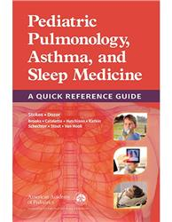Cover Pediatric Pulmonology, Asthma, and Sleep Medicine: A Quick Reference Guide