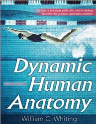 Cover Dynamic Human Anatomy with Web Study Guide