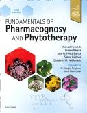 Cover Fundamentals of Pharmacognosy and Phytotherapy
