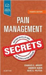 Cover Pain Management Secrets