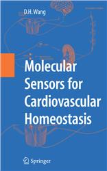 Cover Molecular Sensors for Cardiovascular Homeostasis / With CD-ROM