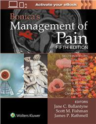 Cover Bonicas Management of Pain