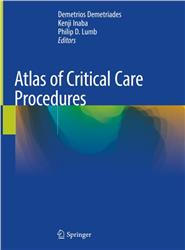 Cover Atlas of Critical Care Procedures