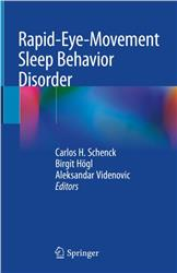 Cover Rapid-Eye-Movement Sleep Behavior Disorder