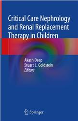 Cover Critical Care Nephrology and Renal Replacement Therapy in Children