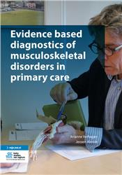 Cover Evidence based diagnostics of musculoskeletal disorders in primary care
