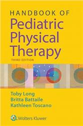 Cover Handbook of Pediatric Physical Therapy