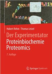 Cover Der Experimentator: Proteinbiochemie / Proteomics