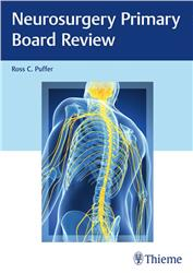 Cover Neurosurgery Primary Board Review