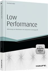 Cover Low Performance - inkl. Arbeitshilfen online