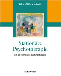 Cover Stationäre Psychotherapie