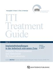 Cover Implantatbehandlungen in der ästhetisch relevanten Zone