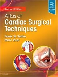 Cover Atlas of Cardiac Surgical Techniques