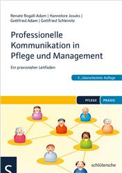 Cover Professionelle Kommunikation in Pflege und Management