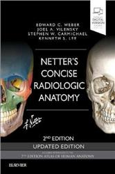 Cover Netters Concise Radiologic Anatomy Updated Edition
