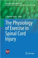 Cover The Physiology of Exercise in Spinal Cord Injury