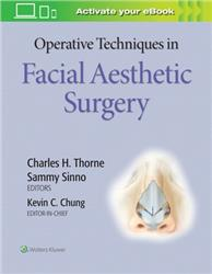 Cover Operative Techniques in Plastic Surgery: Facial Aesthetic Surgery