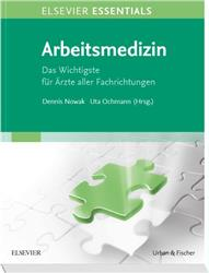 Cover ELSEVIER ESSENTIALS Arbeitsmedizin
