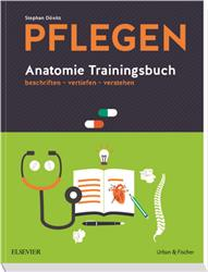 Cover PFLEGEN Anatomie Trainingsbuch