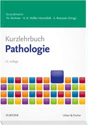 Cover Kurzlehrbuch Pathologie