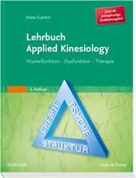 Cover Lehrbuch Applied Kinesiology StA