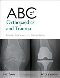 Cover ABC of Orthopaedics and Trauma