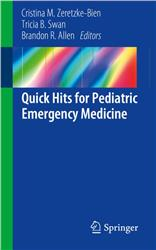 Cover Quick Hits for Pediatric Emergency Medicine