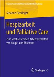 Cover Hospizarbeit und Palliative Care