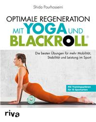 Cover Optimale Regeneration mit Yoga und BLACKROLL
