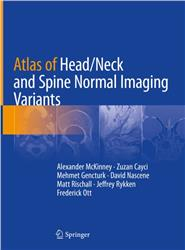 Cover Atlas of Head/Neck and Spine Normal Imaging Variants