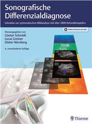 Cover Sonografische Differenzialdiagnose