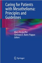 Cover Caring for Patients with Mesothelioma: Principles and Guidelines
