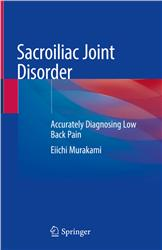 Cover Sacroiliac Joint Disorder