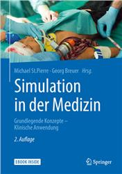 Cover Simulation in der Medizin