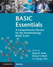 Cover Basic Essentials: A Comprehensive Review for the Anesthesiology Basic Exam