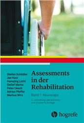 Cover Assessments in der Rehabilitation