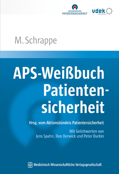 APS-Weißbuch Patientensicherheit