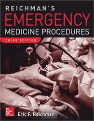 Cover Reichmans Emergency Medicine Procedures, 3rd Edition