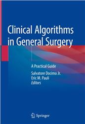 Cover Clinical Algorithms in General Surgery