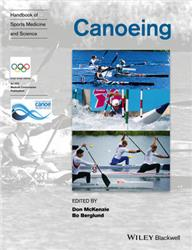 Cover Handbook of Sports Medicine and Science, Canoeing
