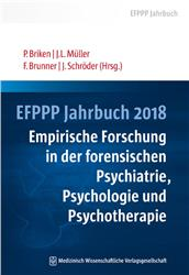 Cover EFPPP Jahrbuch 2018