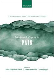 Cover Landmark Papers in Pain: Seminal Papers in Pain with Expert Commentaries